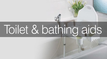 toilet bathing aids